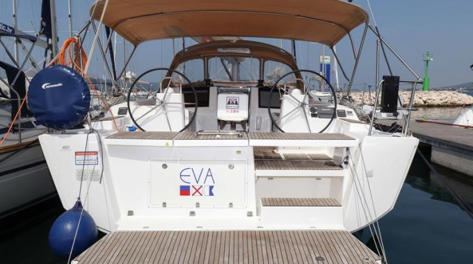 Dufour 460 Grand Large / Eva  (outboard engine + wifi + towels - free of charge) (2017)