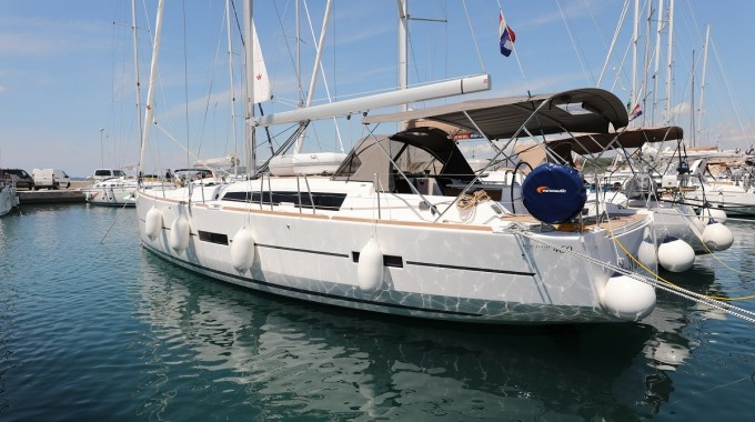 Dufour 460 Grand Large - 5 cabins / SunnyLife (2019)