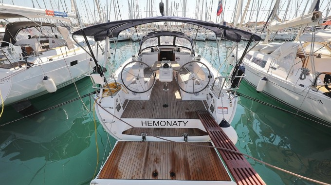 Bavaria Cruiser 41 / Hemonaty (2019)